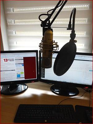Podcast zum 13 Wochen Projekt 2014 - Meine Aufgaben und ein Überblick