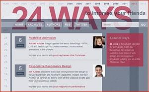 Die besten Online-Adventskalender 2012 für Selbständige im Netz