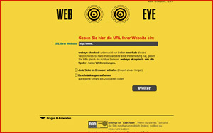 Website Check WebEye