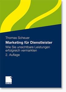 Buch-Gewinner - Marketing für Dienstleister