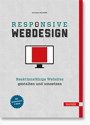 Buch-Gewinner Responsive Webdesign
