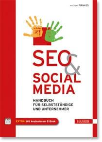 SEO & Social Media - Buchreview und Verlosung