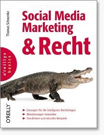 Social Media Marketing & Recht - Buch-Review