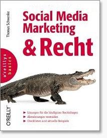 Social Media Marketing & Recht - Buch-Review