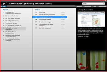 Suchmaschinen-Optimierung - Video-Training-Review