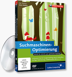 Suchmaschinen-Optimierung – Video-Training