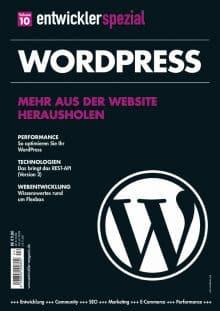 WordPress Magazin - Gewinnspiel