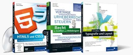 Fachbücher von Galileo Press