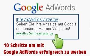 AdWords-Tutorial für Einsteiger - Schritt für Schritt zur ersten erfolgreiche Kampagne