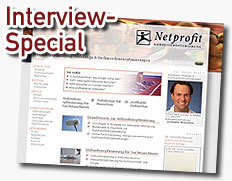 Netprofits - Interview mit Robert Hartl