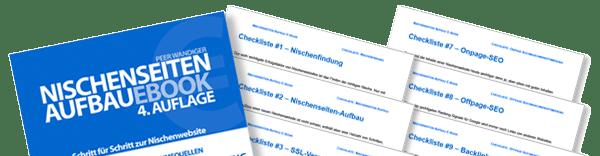 Nischenseiten Aufbau-Ebook
