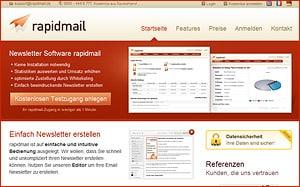 Newsletter-Versender Service