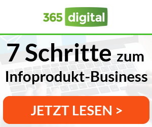 7 Schritte zum Infoprodukt-Business