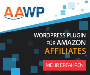 Amazon Affiliate for WordPress - Mehr Erfolg mit deinen Nischenseiten