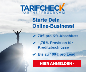 TarifCheck24 Insurance Partner Program