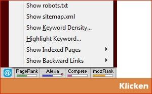 Kostenlose SEO-Tools Teil 3 - SearchStatus