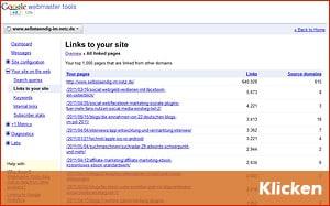 SEO Tools - Webmaster Tools
