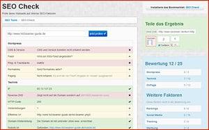 10 kostenlose SEO-Tools für Webmaster, Blogger und Affiliates