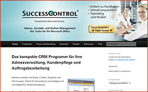 SuccessControl CRM
