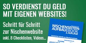 Geld verdienen mit Nischenwebsites