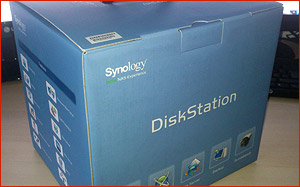 Synology NAS DS413 - Test