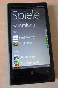 Nokia Lumia 920 - Test und Erfahrungsbericht
