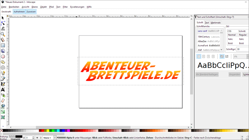 Adobe Illustrator Alternative - Inkscape