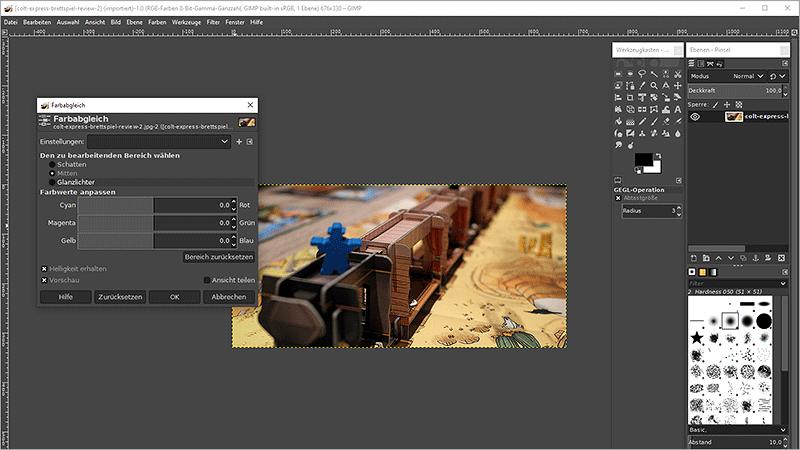 Adobe Illustrator Alternative - GIMP
