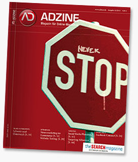 ADZINE 1/2010 - Online Marketing