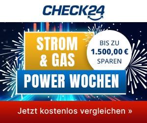Strom und Gas Wechsel