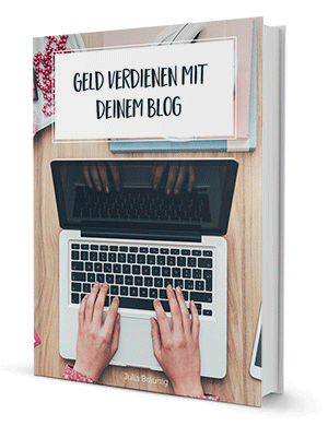 Geld verdienen mit dem eigenen Blog