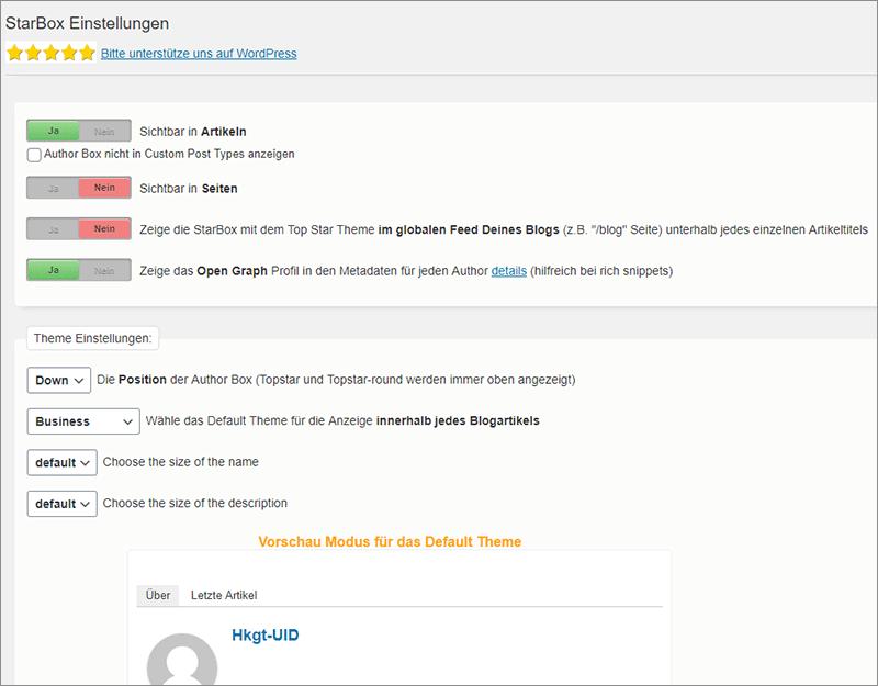 5 Plugins, um schnell eine Autorenbox in WordPress hinzuzufügen
