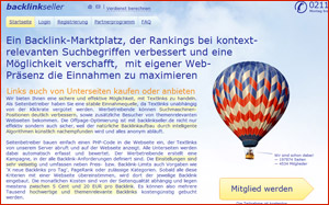 Backlinks - Geld oder Traffic