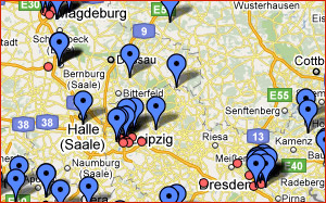 Blogger-Map