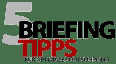 So erstellst du ein Briefing, das jeder versteht - 5 Outsourcing-Tipps