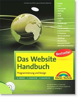 Website Handbuch