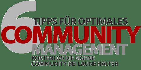6 Tipps für das optimale Community Management - ohne großes Budget