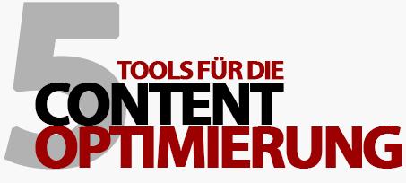 5 Tools, die dir helfen deinen Content zu verbessern