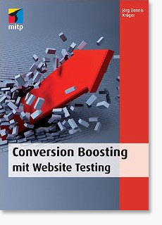 Conversion Boosting mit Website Testing - Buchbesprechung