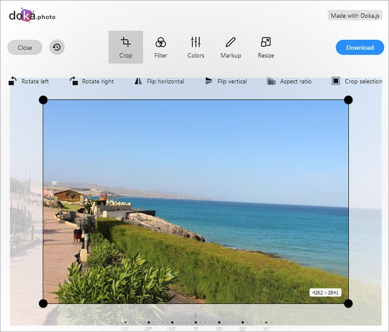 Bildbearbeitung direkt in WordPress: Das Plugin Doka macht es möglich