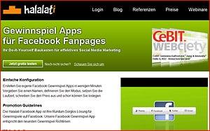 Facebook Apps mit Werbung
