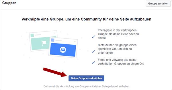 Facebook Gruppe erstellen - Schritt für Schritt
