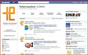 Social Media: Einstieg in die eigene Facebook-Seite