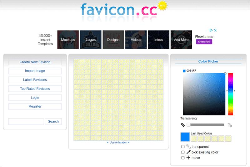 Favicon erstellen und einbauen - Verschiedene Möglichkeiten und Techniken für Website Favicons