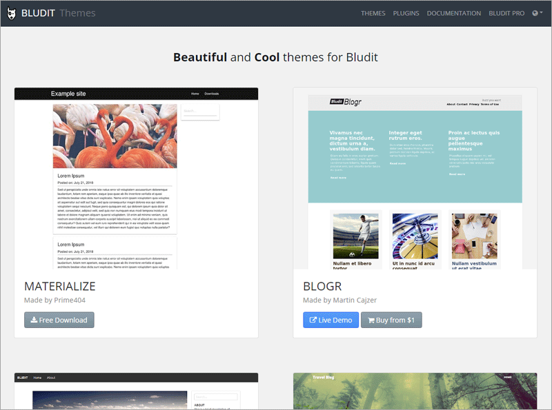 Flat-File CMS - Schlanke Alternative zu WordPress