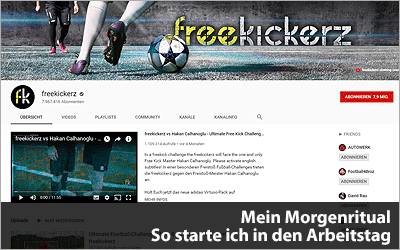 freekickerz - YouTube-Kanal Analyse #2