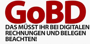 GoBD - Darauf musst du bei digitalen Rechnungen und Belegen achten!