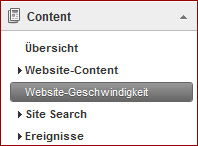 Ladezeiten in Google Analytics