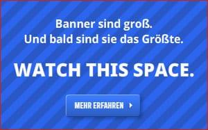 Google Bannerwerbung -