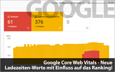 Google Core Web Vitals - New Load Times With Ranking Influence!